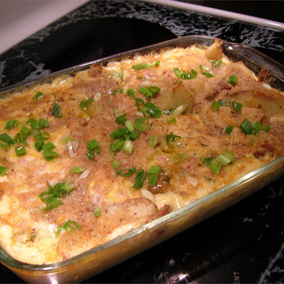 Heavenly Potatoes and Ham ELIMN8TR