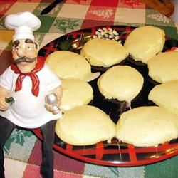 Orange Cookies III Karen Gibson