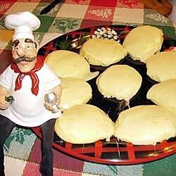 orange cookies iii recipe