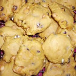 Pumpkin Chocolate Chip Cookies I Sherise Montie