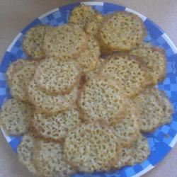Oatmeal Lace Cookies Krissi Miller