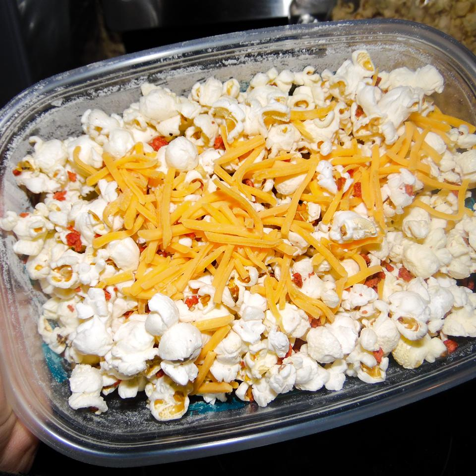 Bacon Popcorn Christina Reynolds