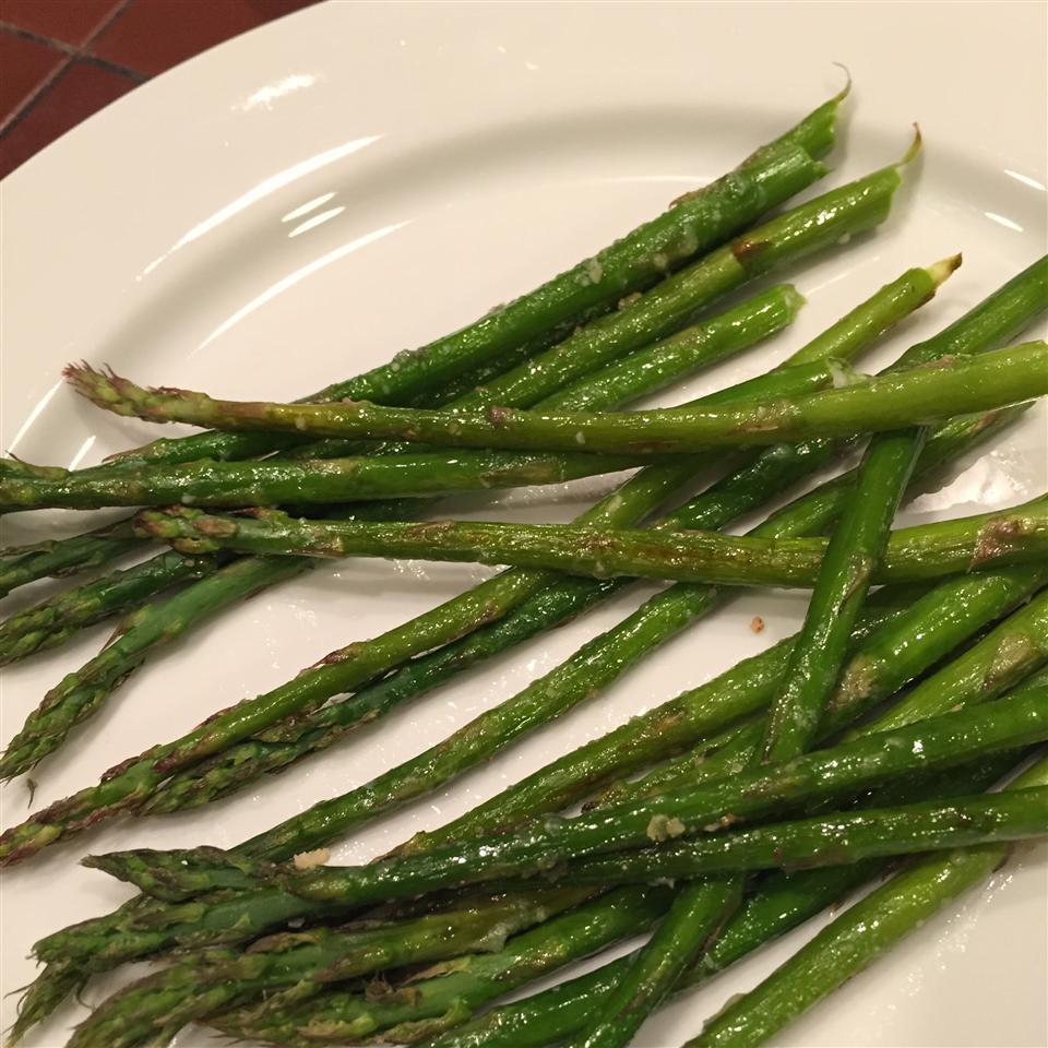 Parmesan Asparagus