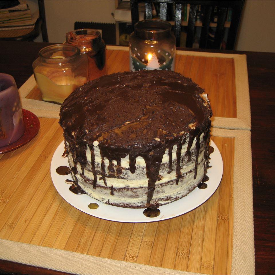 Grandma's Fudge Cake