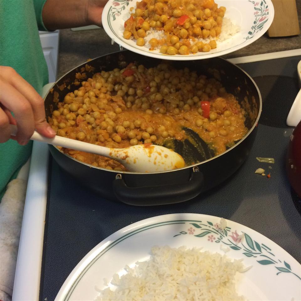 Delicious Chana Masala