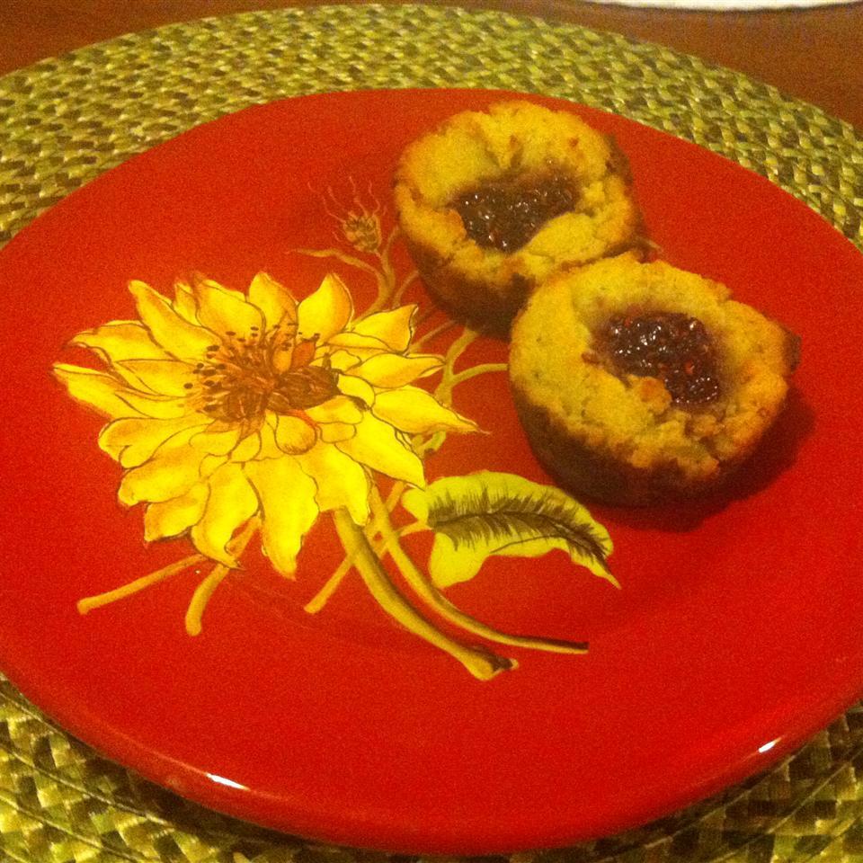 Paleo Jelly Donut Cupcakes Alizonian
