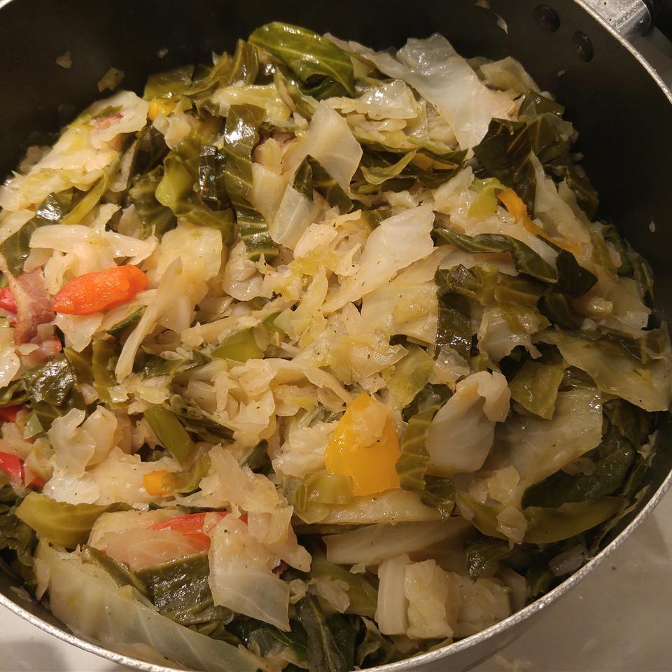 Jamaican Cabbage