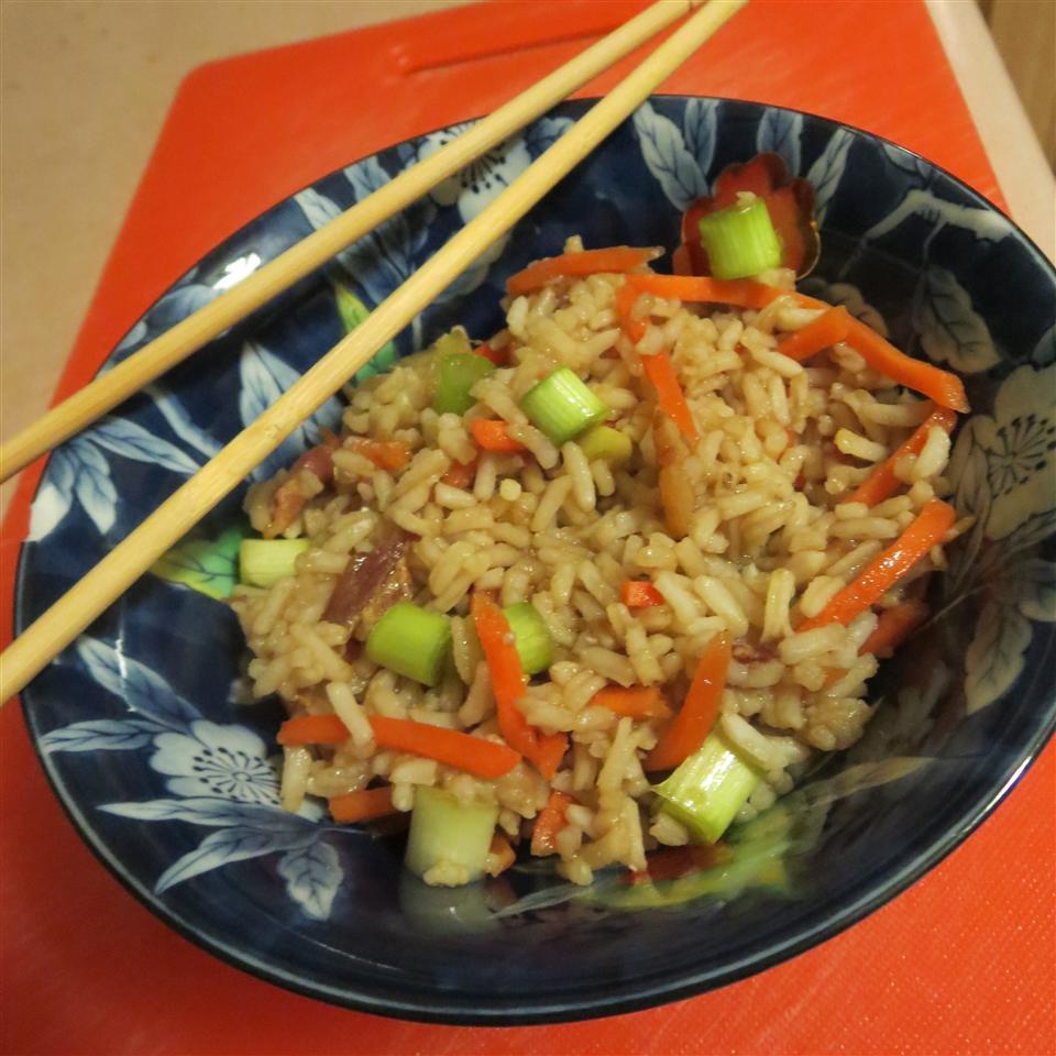Makato's Bacon Fried Rice DEADMOOSE