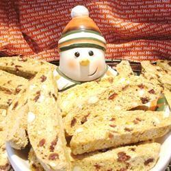 Cranberry Almond Biscotti Pam Ziegler Lutz