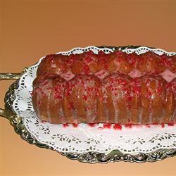 Cherry Almond Pound Cake CHACHARU