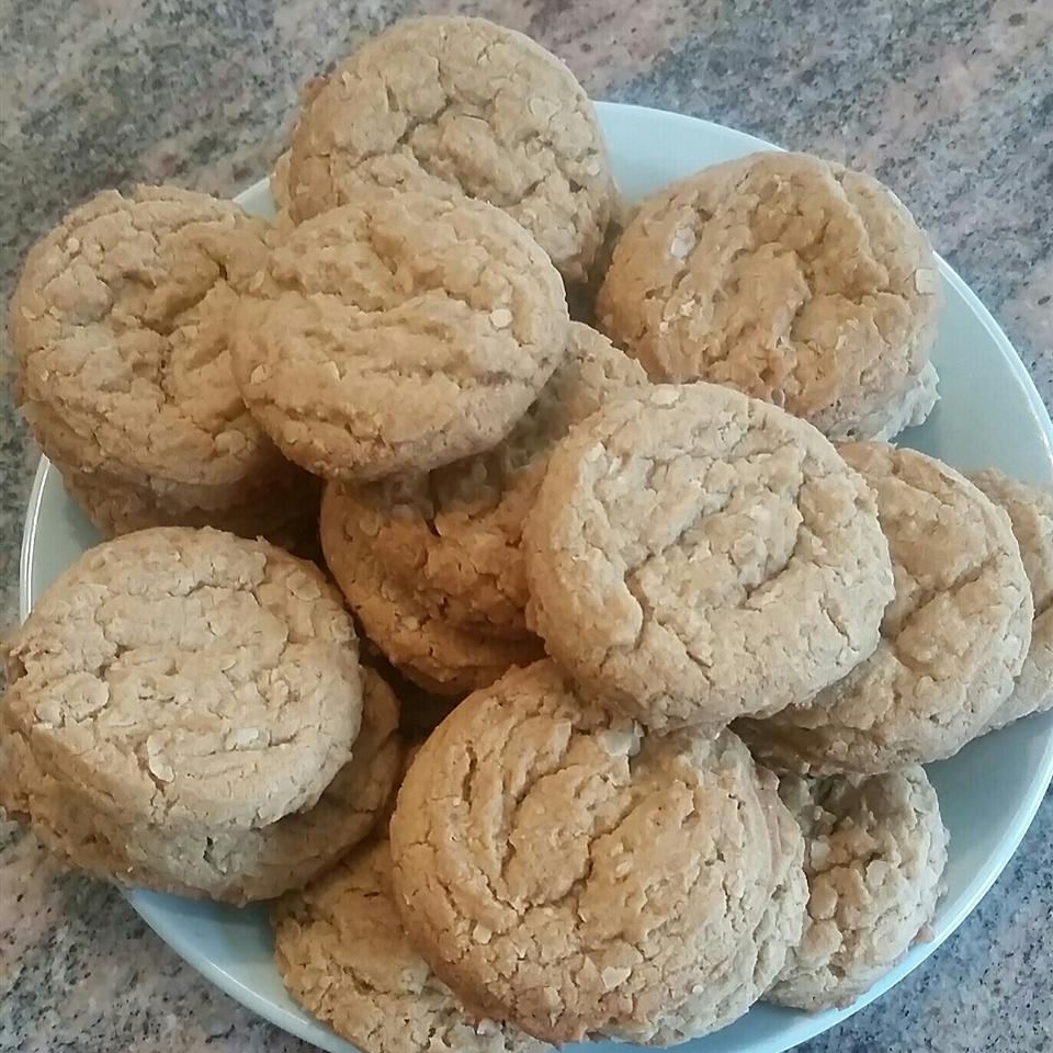 Oatmeal Peanut Butter Cookies LTKCooks