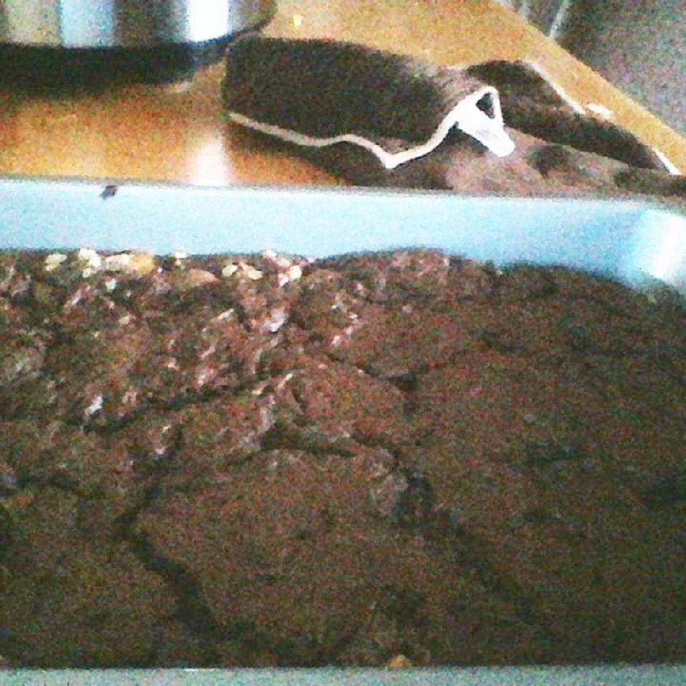 Caramel Brownies III motomoto