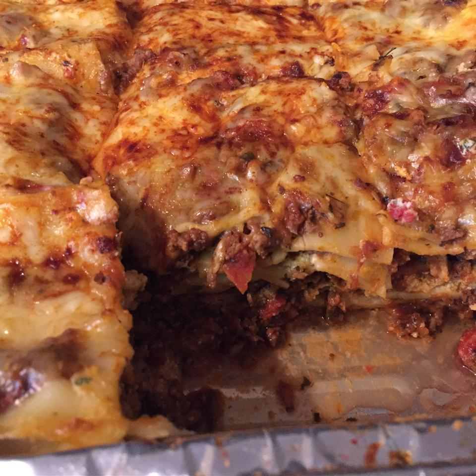 Gordo's Best of the Best Lasagna