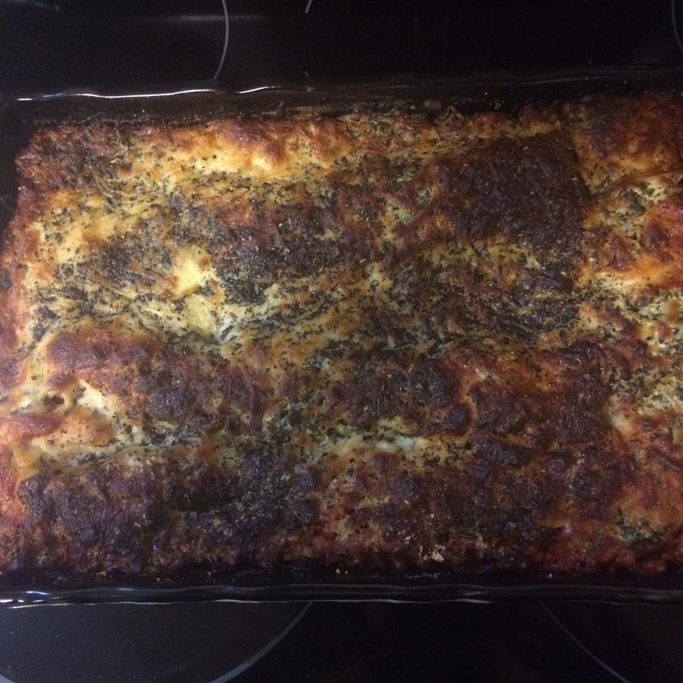 Veggie Lasagna Florentine