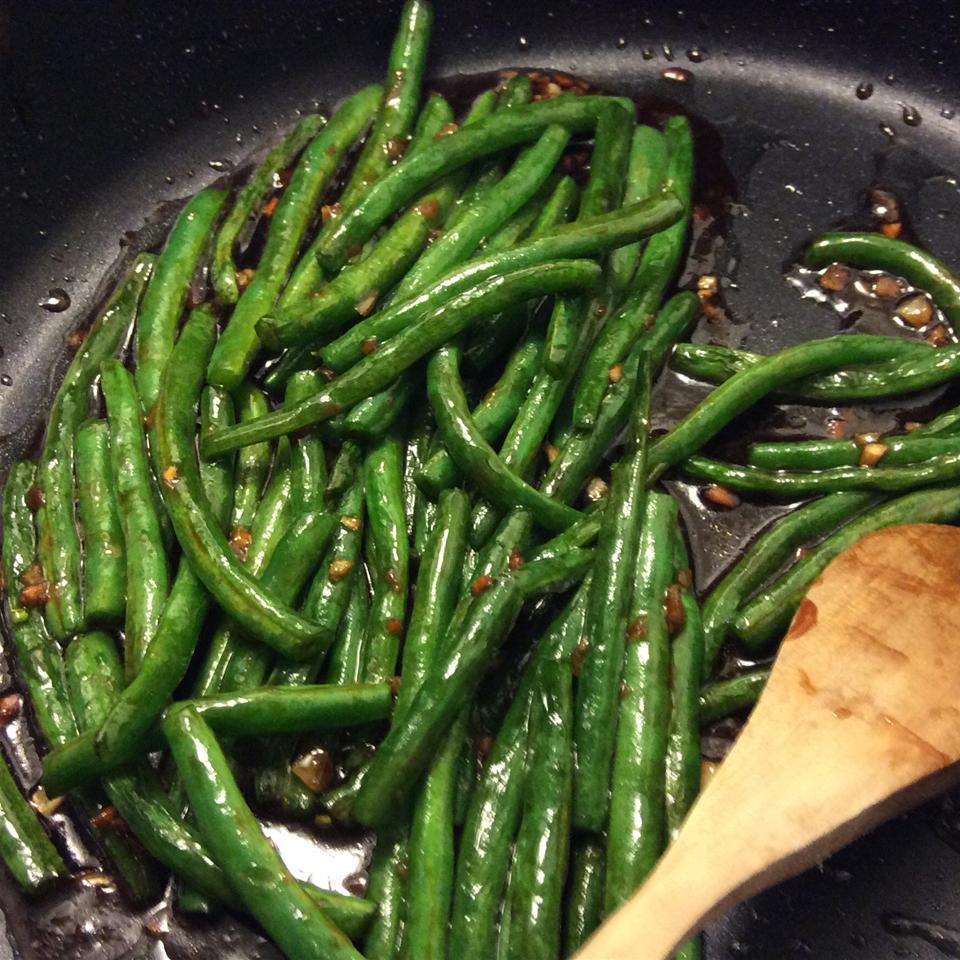 'Chinese Buffet' Green Beans