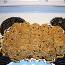 Three Hundred Chocolate Chip Cookies PAGIRL1966