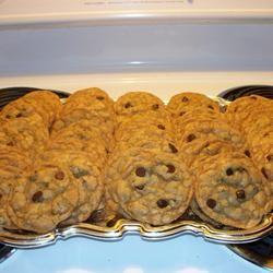 Three Hundred Chocolate Chip Cookies
