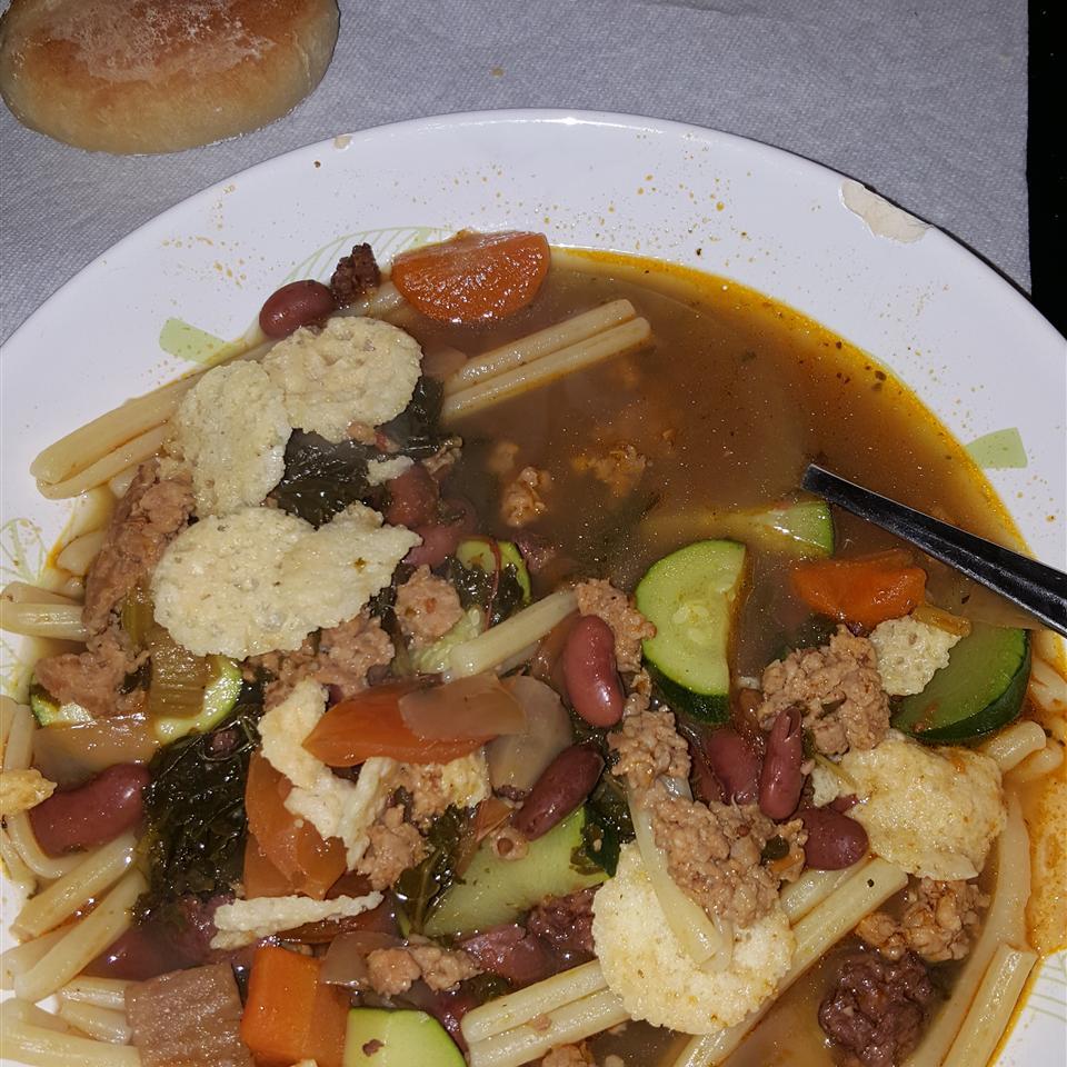 Best Italian Sausage Soup Trdegner