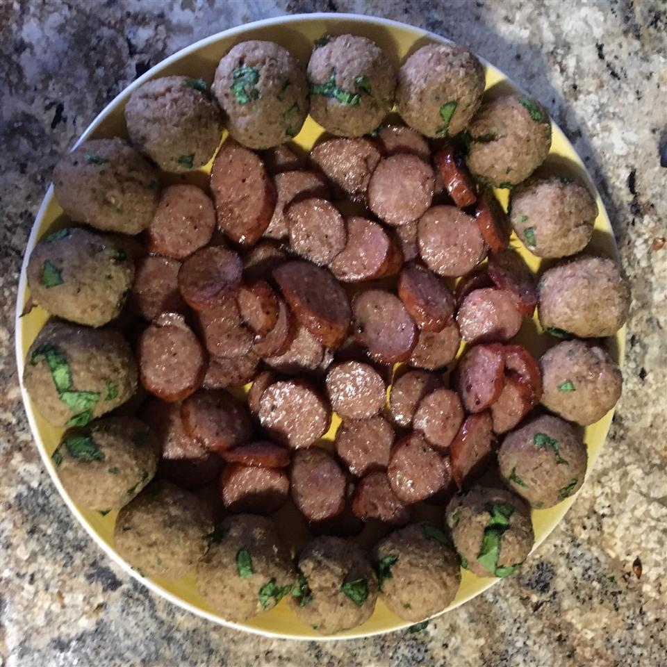 Baked Turkey Meatballs alyssa_duran4