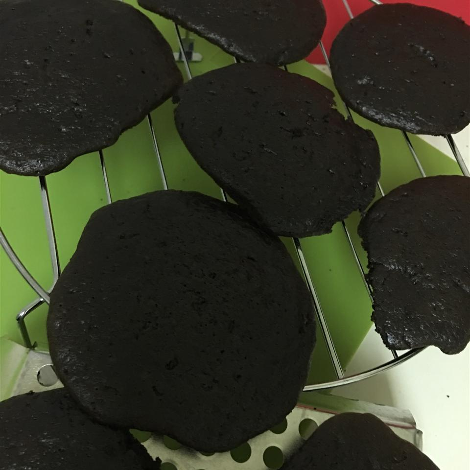 Mint Chocolate Cookies Valeria Moreno