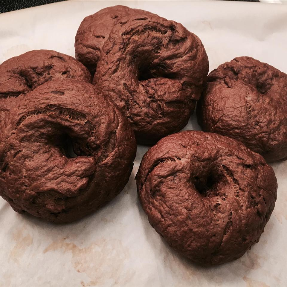 Pumpernickel Bagels Dmitry Lamburt