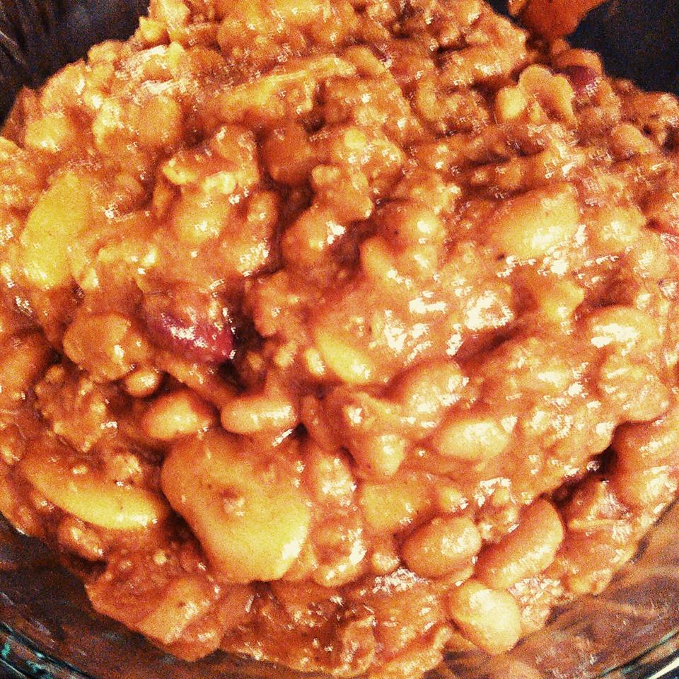Aunt Ro's Baked Beans NeSbi