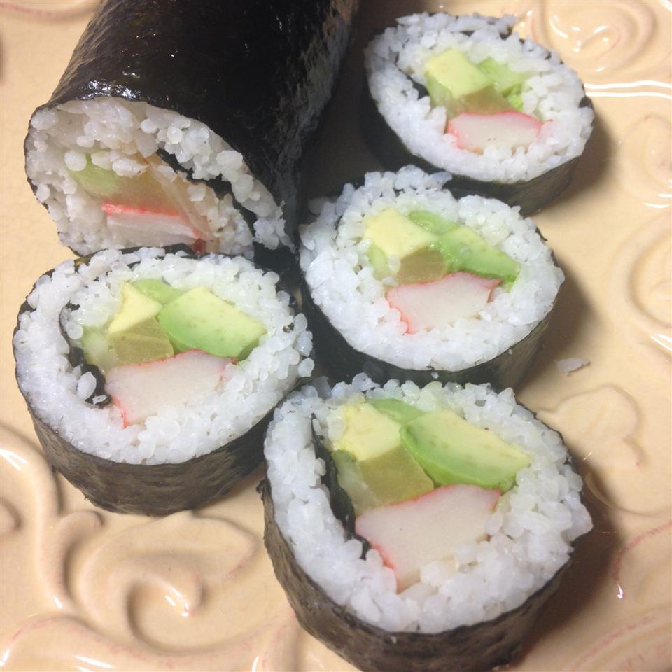 Kimbop (Korean Sushi) Cool
