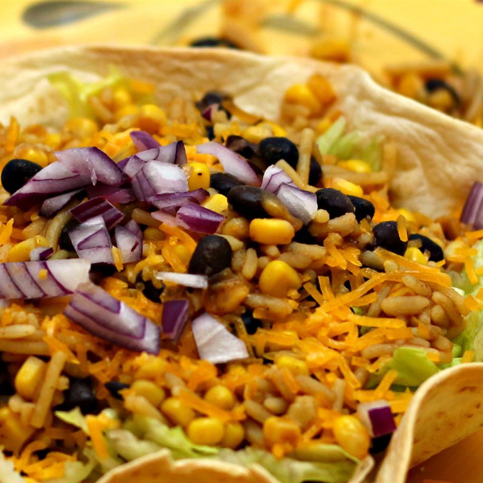 Southwestern Taco Salad duboo