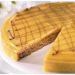 Norwegian Almond Cake Kristina Larsdotter