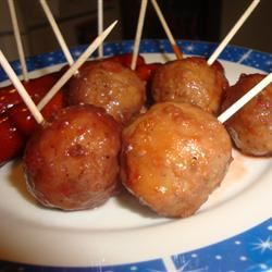 Cocktail Meatballs I amandak23k