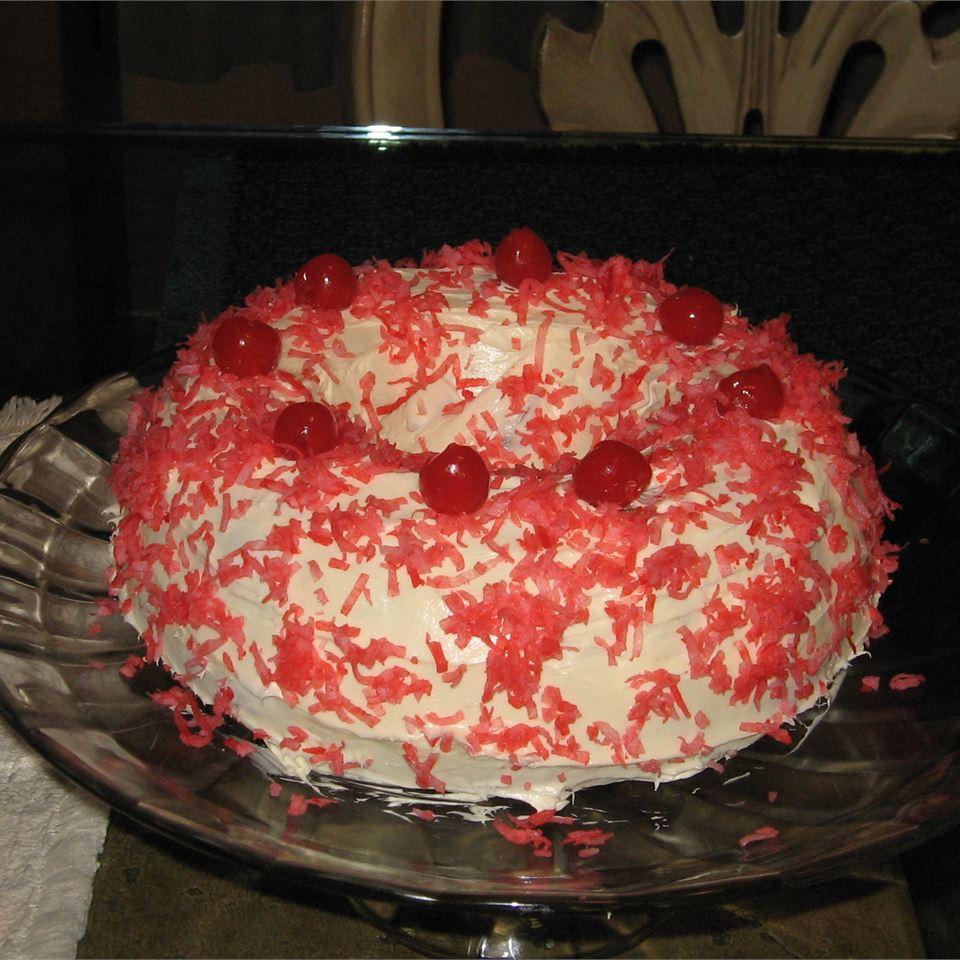 Pina Colada Cake I Mrs. Jessica