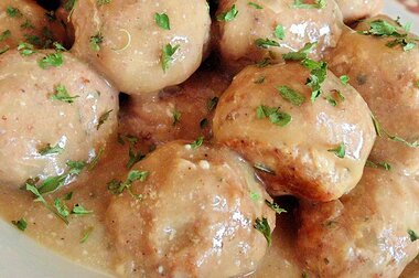 turkey swedish meatballs recipe