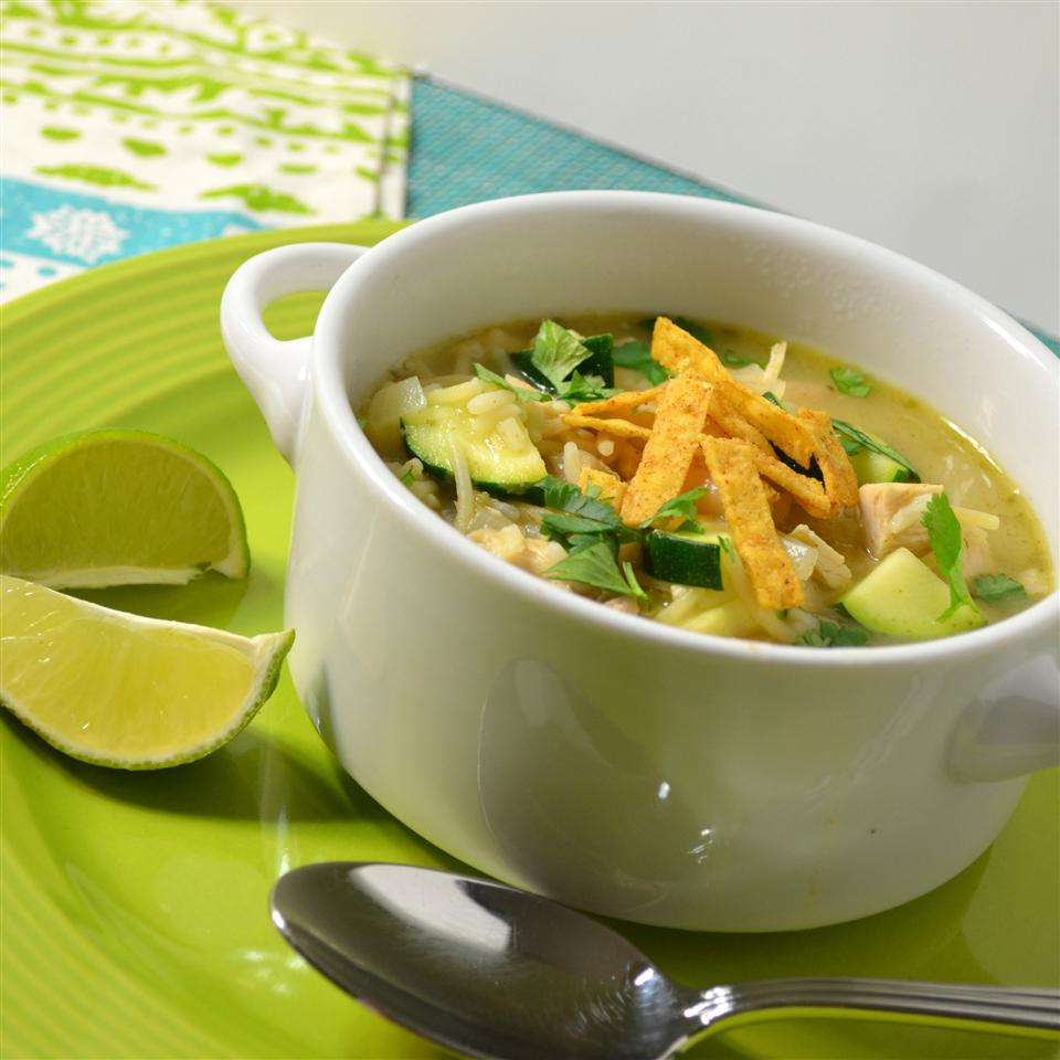 White Bean Chicken Chili from Knorr® Kim's Cooking Now