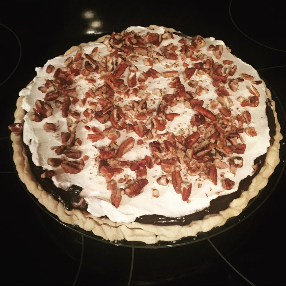 Chocolate Banana Pie