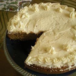 Sour Cream Banana Cake Mila