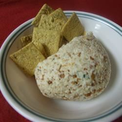 Yummy Cheese Ball Foodie Family