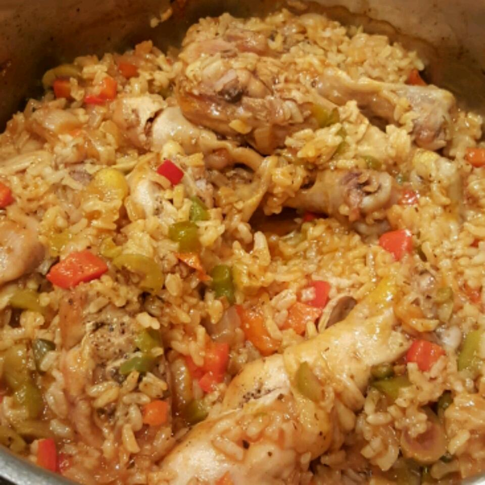 Chef John's Chicken and Rice