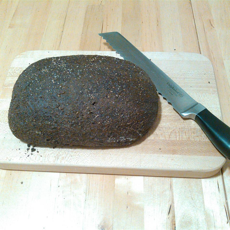 Russian Black Bread Dave Beever