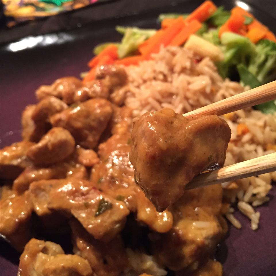Thai Coconut Pork Curry