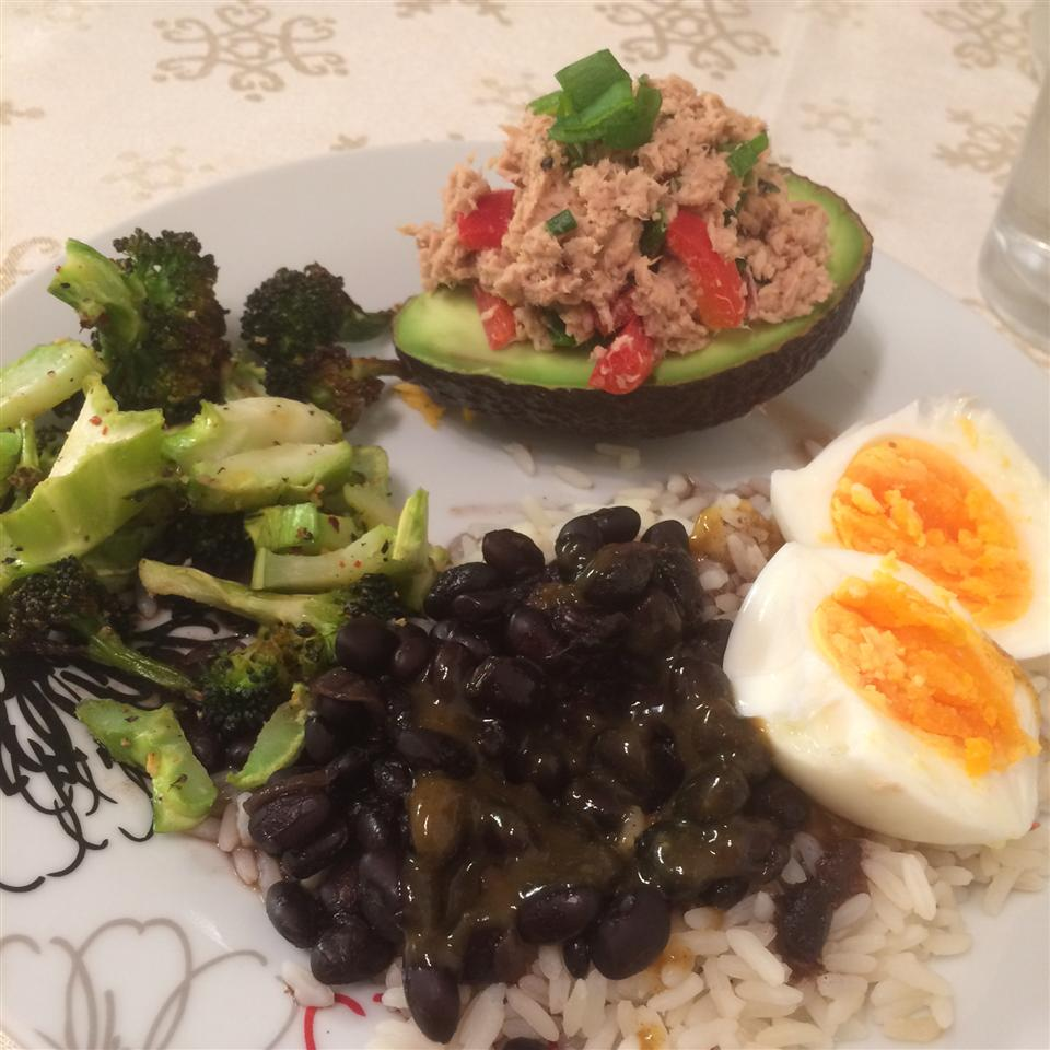 Avocado and Tuna Tapas kdove