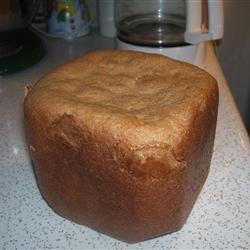 Maple Whole Wheat Bread Jessica