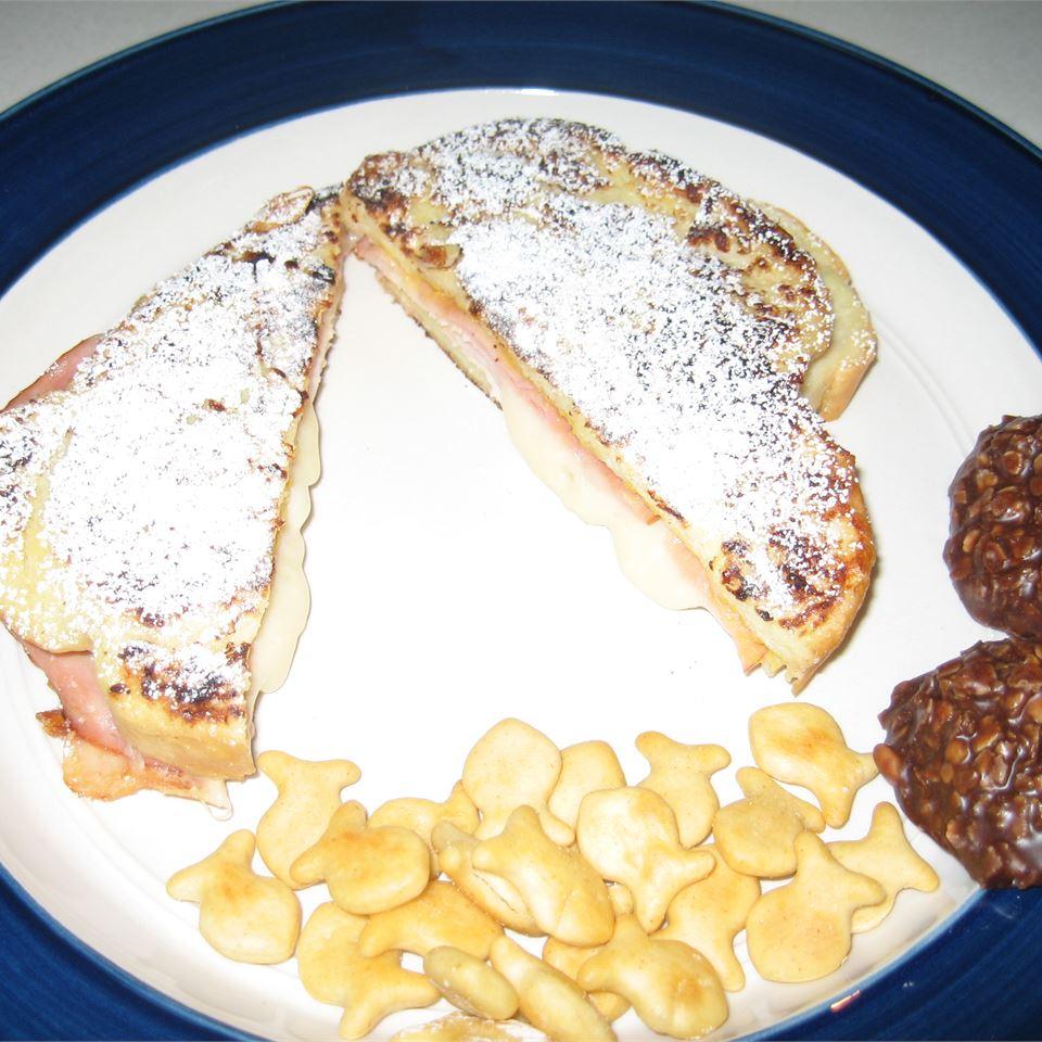 Monte Cristo Sandwich Emily
