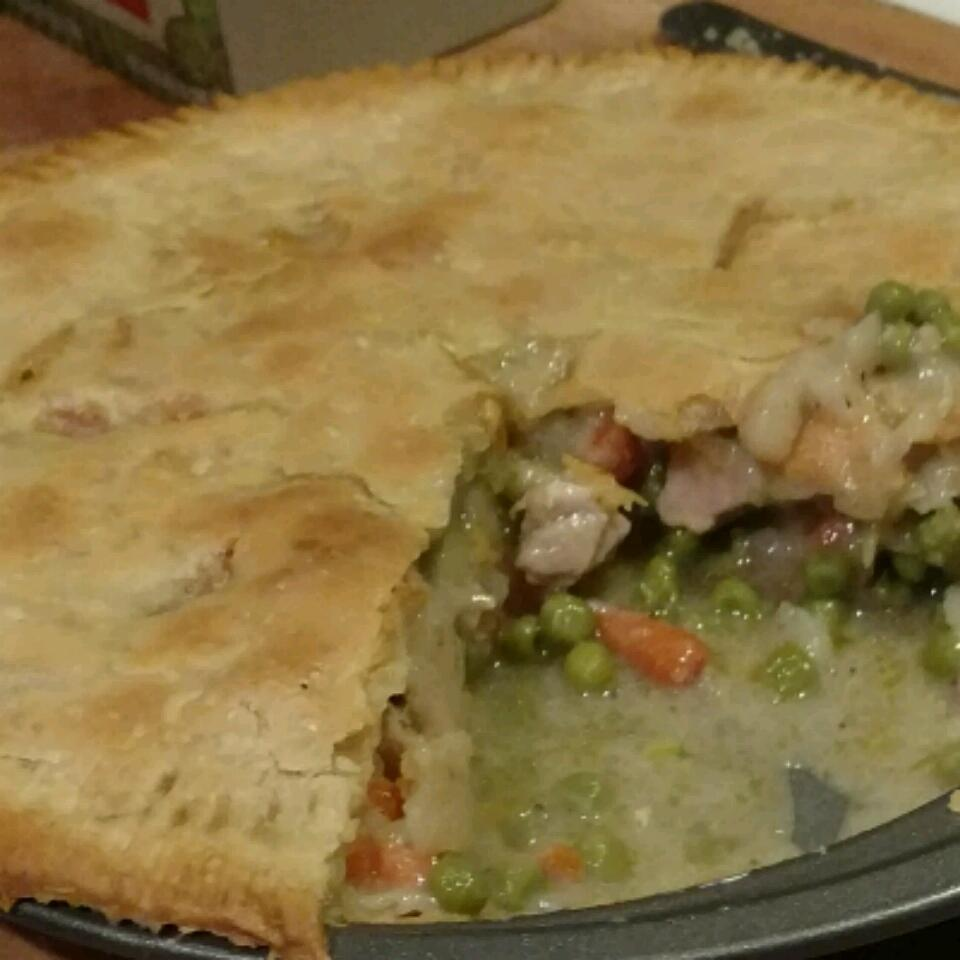 Easy Chicken Pot Pie Chesley Christensen