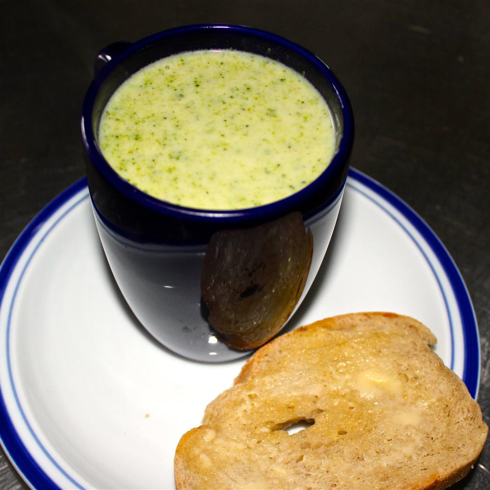 Best Cream Of Broccoli Soup Sherri Corbin