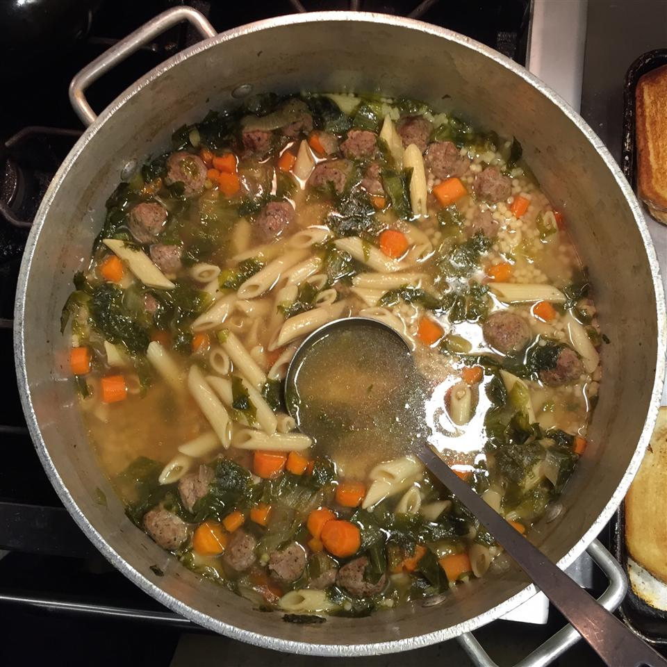 Italian Wedding Soup I GerryM