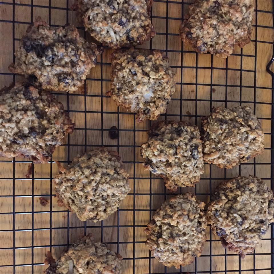 Oatmeal Chia Seed Cookies Kathryn Fasano Keller