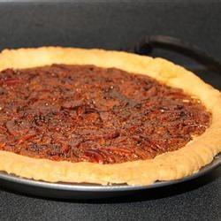 New Orleans Chocolate Bourbon Pecan Pie