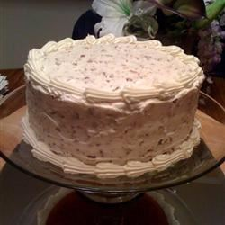 Nutty Cream Cheese Frosting GINGER P