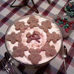 Eggnog Gingerbread Trifle RBROCK04