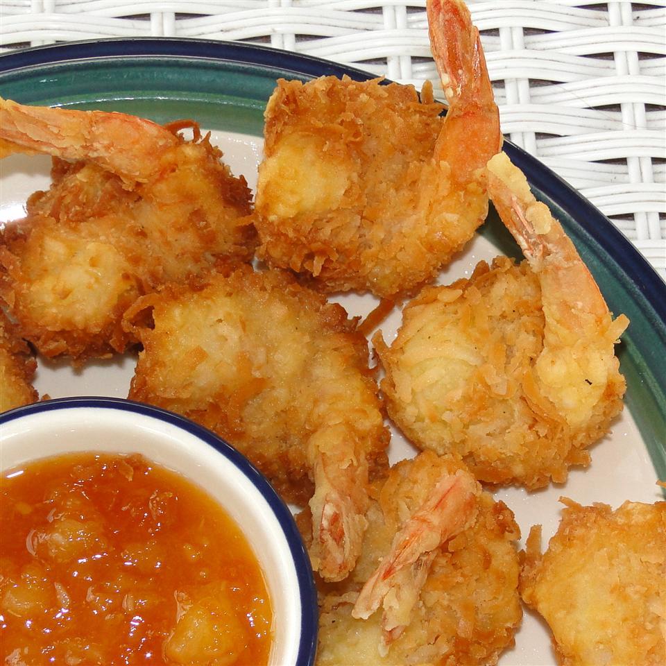 Slam Dunk Butterflied Coconut Shrimp